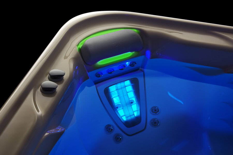 Moto-Massage DX Jets for the Ultimate in Hydrotherapy