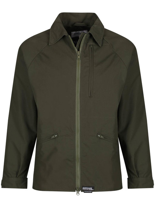 Our Greenspot DV Heritage Jacket is ideal for touring cyclists.