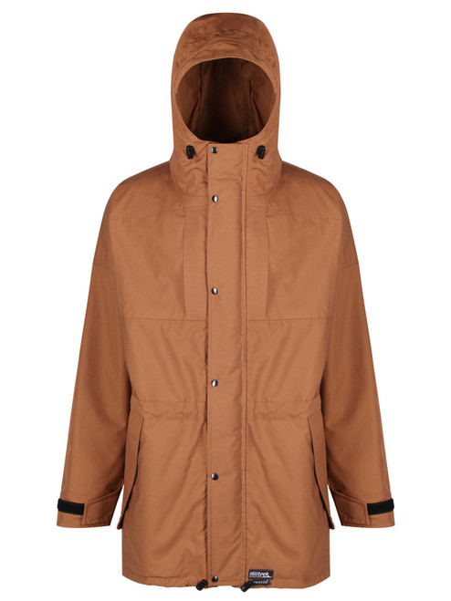 Colour:  Cinnamon.  Fully featured Double Ventile® jacket ideal for extreme conditions.