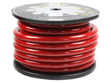 Hollywood CCA 0 AWG POWER CABLE - RED