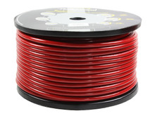 Hollywood CCA 8 AWG POWER CABLE - RED