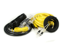 Hollywood 0 AWG WIRING KIT (2-channel)