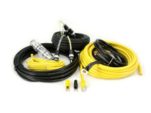 Hollywood 8 AWG WIRING KIT (2-channel)