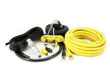 Hollywood 4 AWG WIRING KIT (2-channel)