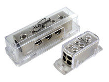 Hollywood 4 to 8 AWG Distribution Block