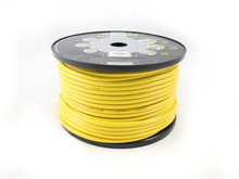 Hollywood CCA 8 AWG POWER CABLE - YELLOW