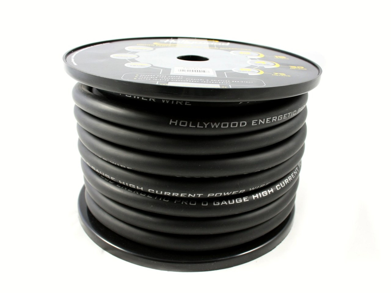 hollywood ofc 0 awg ground cable