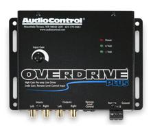 AudioControl Overdrive Plus