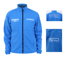 Audison Blue Softshell Jacket