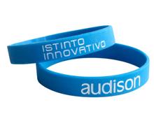 Audison Rubber Bracelet