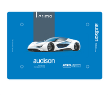 Audison Mouse Mat