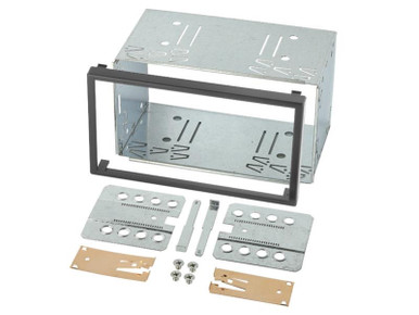 Double Din Metal Cage Kit - 103mm High