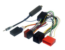 20-252A-IGN : Audi ISO Adapter Harness With CAN-bus Ignition & Antenna Adapter