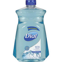 Dial Liquid Hand Soap Refill Spring Water
