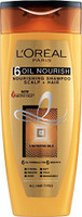 L'Oreal Paris 6 Oil Nourish Shampoo Scalp and Hair