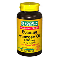 Good N Natural Evening Primrose Oil 1000 mg (60 Softgel)