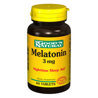 Good N Natural Melatonin 3mg (60 Tablet)
