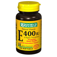 Good N Natural Natural Vitamin E 400 IU (100 Softgel)