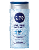 Nivea Men Pure Impact Shower Gel