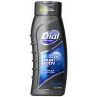 Dial Men Hair and Body Wash Hydro Fresh