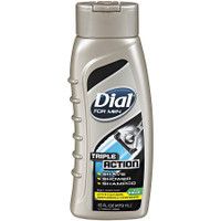 Dial For Men Triple Action Body Wash