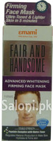 Emami Fair and Handsome Advanced Whitening Firming Face Mask 75 Grams