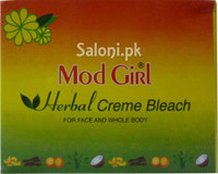 Mod Girl Herbal Creme Bleach for Acne and Whole Body