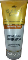 Golden Pearl Whitening Series Moisturizing Mud Mask Front