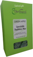 Dermacos Green Apple Liposoluble Depilatory Wax