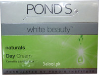 Pond's White Beauty Naturals Day Cream 50 Grams