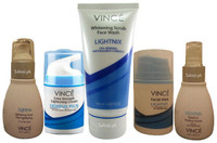 Vince Whitening Facial Kit