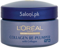 L'oreal Paris Collagen Re-Plumper with Collagen Night Cream