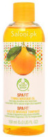 The Body Shop SPA Fit Toning Massage Oil