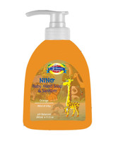 The Vitamin Company Baby Hand Soap & Sanitizer (Orange)