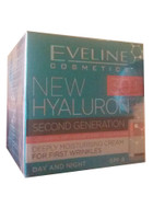 Eveline Cosmetics New Hyaluron 30+ Deeply Moisturising Cream For First Wrinkles