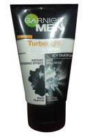 Garnier Men TurboLight Double White Icy Duo Foam (Front)