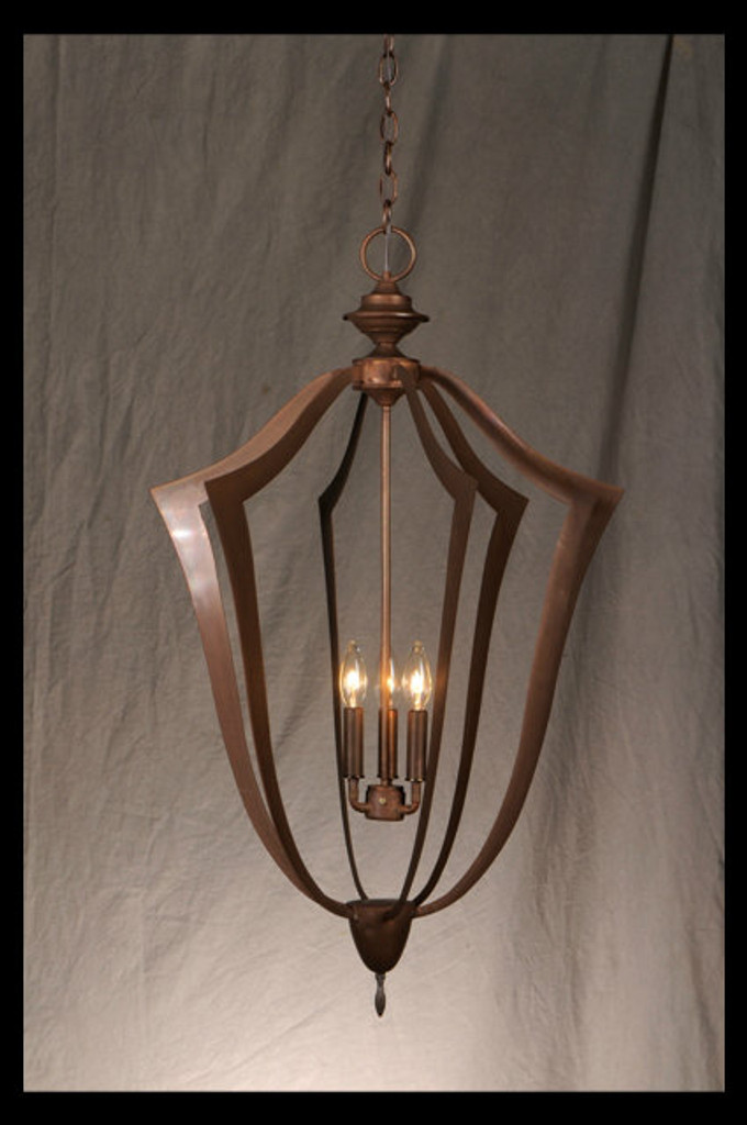 St. James Persian Copper Chandelier