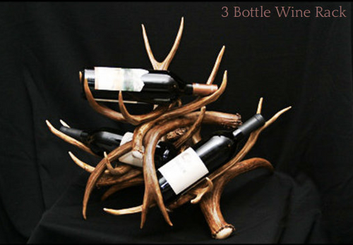 Antler Martini Glass