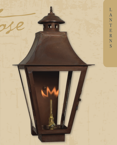 FLAME SHIELDS FOR GAS LANTERNS