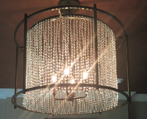 St. James Paris Crystal Chandelier