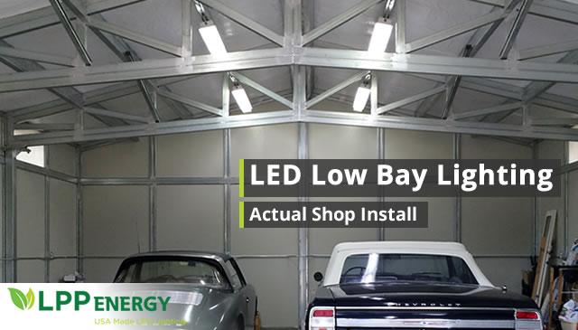 led low bay. Black Bedroom Furniture Sets. Home Design Ideas