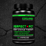 PERFECT PCT is designed to increase natural testosterone, eradicate estrogen, and protect your liver/organs after a prohormone cycle.