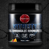 WE HAVE TAKEN AND PUT TOGETHER THE MOST EFFECTIVE AND SYNERGISTIC INGREDIENTS READILY AVAILABLE TO US AND DESIGNED THE ULTIMATE STAPLE PRODUCT TO ENSURE VITAL1TY.