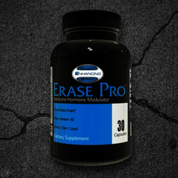 Erase Pro™ gives you a hardcore formula geared towards that defined, dry, hard look we are all after.