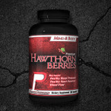Hawthorne Berries have been used for centuries, to support the circulatory system, strengthen blood vessels, and protect vital arteries from hardening.