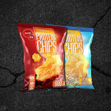 Quest Nutrition High Protein Chips, the bodybuilders on the go snack.