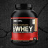One of the bestselling whey proteins on the market today, Optimum Nutritions Gold Standard 100% Whey provides 24g of premium Whey protein and 5.5g BCAAs per serving while remaining low in fat, sugar and carbs.