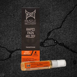 Rapid Pain Relief Spray provides temporary relief of minor muscle and joint aches and pains associated with simple backaches, arthritis, strains, bruises and sprains.