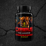Cerberus is non-estrogenic, offers the ideal composition to maximize muscle mass and size, with almost little to no side effects of typical prohormones like lethargy or gyno.