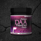 DAA is a non-essential amino acid occurring principally in the pituitary gland and the testes. It plays a vital role in release and synthesis of luteinizing hormone (LH), growth hormone (GH), and testosterone.